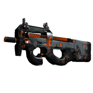 StatTrak™ P90 | Trigon (Field-Tested)